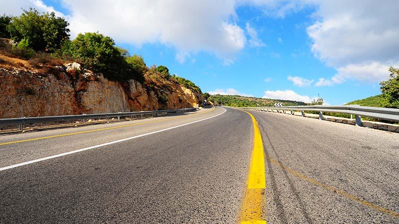 תמונה של כביש פתוח 2